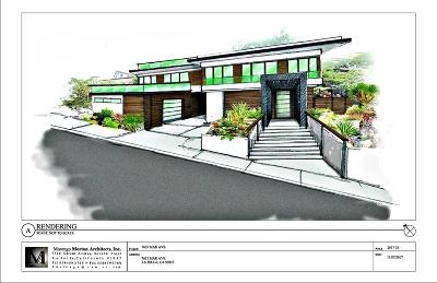 La Jolla Single Family Home For Sale: 7623 Mar