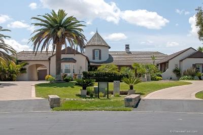 Single Family Home For Sale: 14121 Caminito Vistana