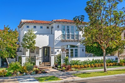 Single Family Home For Sale: 1121 Alameda Blvd