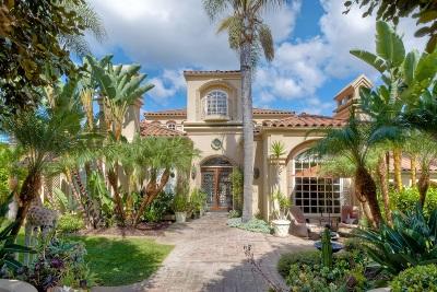 Rancho Santa Fe Single Family Home For Sale: 6039 Calle Camposeco