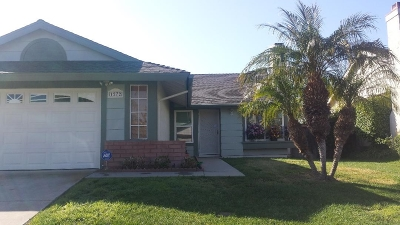 Vista Single Family Home For Sale: 1272 Winchester Court