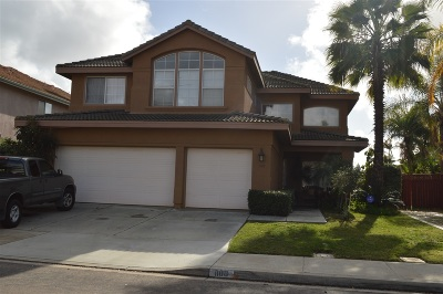 Rancho Del Rey Single Family Home For Sale: 1108 Corrales Ln