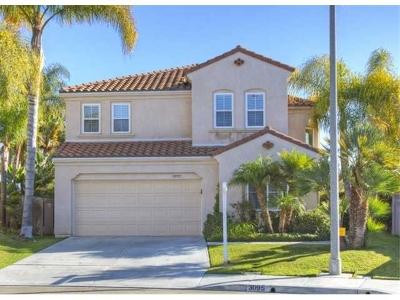 Carlsabd, Carlsbad Single Family Home For Sale: 3095 Paseo Estribo