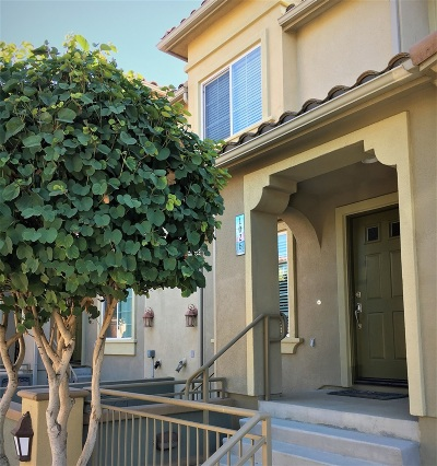 Carlsbad Townhouse For Sale: 1026 Point Way