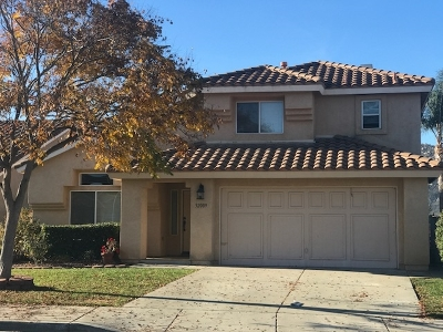 Temecula Single Family Home For Sale: 32009 Corte Montoya
