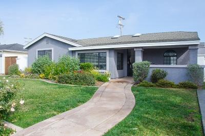 Oceanside Single Family Home For Sale: 1834 S Nevada St