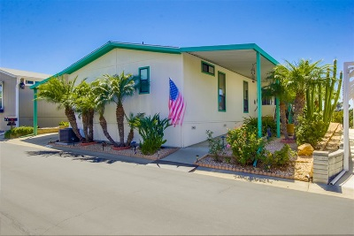 San Marcos Mobile/Manufactured For Sale: 1930 W San Marcos Boulevard #192