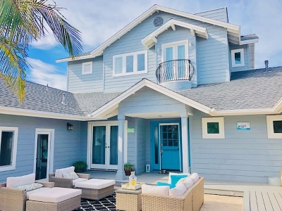 Single Family Home For Sale: 1050 Coronado Avenue