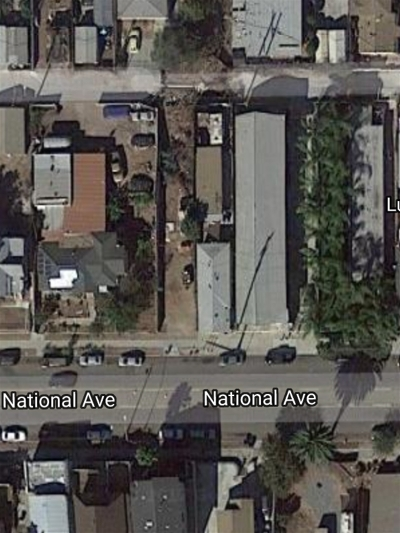 San Diego Residential Lots & Land For Sale: National Ave W Of 3248 #55053260