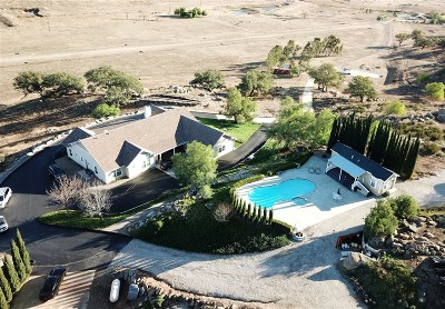 Single Family Home For Sale: 26702 Highway 78