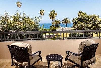 La Jolla Attached For Sale: 464 Prospect #103