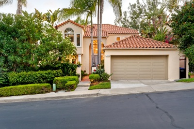 Del Mar Single Family Home For Sale: 12952 Caminito Pointe Del Mar
