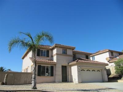 San Marcos Rental For Rent: 782 Via Barquero