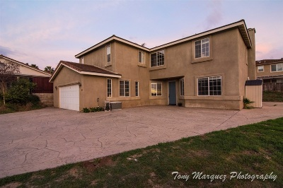 Single Family Home For Sale: 1943 Conway Drive