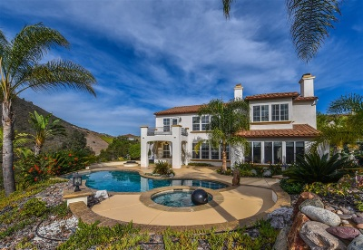 Vista Single Family Home Back On Market: 701 Vista Point Cir