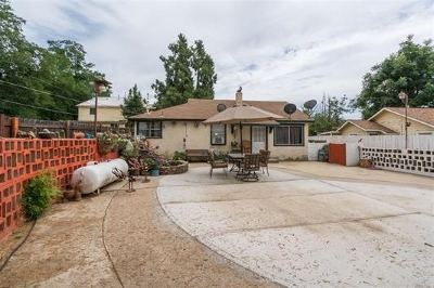 Single Family Home For Sale: California Highway 78 (248-045-10-00)