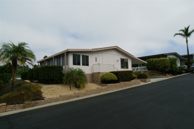 San Diego County Mobile/Manufactured For Sale: 1930 W San Marcos Blvd. #121