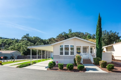 San Diego County Mobile/Manufactured For Sale: 3909 Reche Rd 14