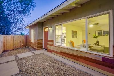 Single Family Home For Sale: 8555 Ellsworth