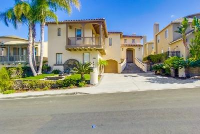 Single Family Home For Sale: 4034 Via Cangrejo