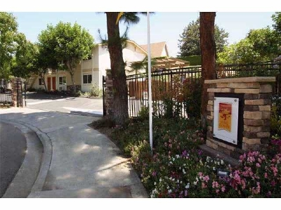 San Diego County Attached For Sale: 5040 A Street #8