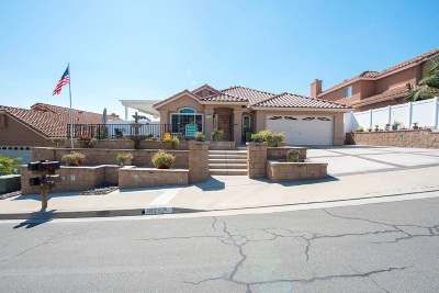 Single Family Home For Sale: 1025 Rodeo Queen