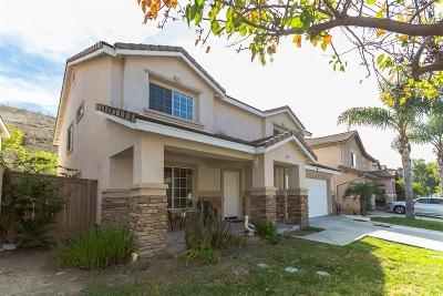 Single Family Home For Sale: 362 La Soledad Way
