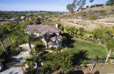 Vista Single Family Home For Sale: 124 Luzeiro