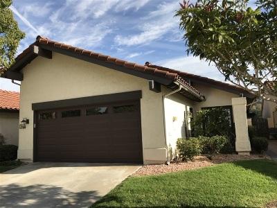 Single Family Home For Sale: 13053 Caminito Dosamantes