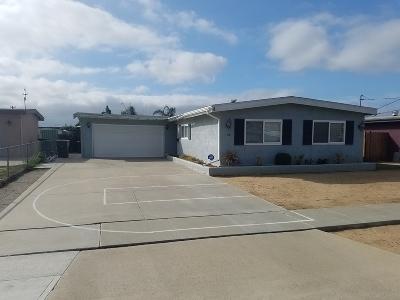 Chula Vista CA Single Family Home For Sale: $495,000
