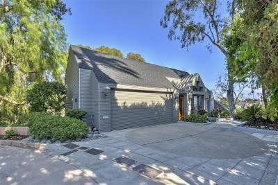 Bankers Hill Single Family Home For Sale: 3105 Brant Street