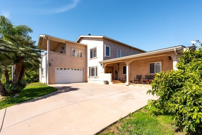 Carlsbad Single Family Home For Sale: 3636 Highland Drive