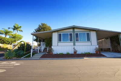 San Marcos Mobile/Manufactured For Sale: 1930 W San Marcos Blvd #280
