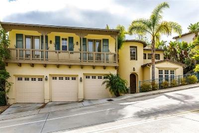 La Jolla Single Family Home For Sale: 2625 Ridgegate Row