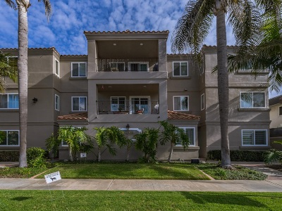Oceanside Attached For Sale: 1128 Tait St #B