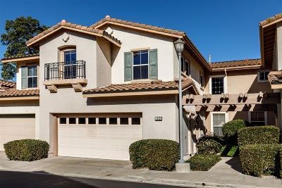 Carlsbad Townhouse For Sale: 1612 Warbler Ct