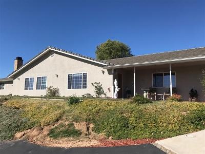 San Diego County Single Family Home For Sale: 330 Elm Street