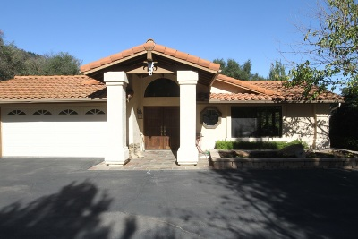 Valley Center Single Family Home For Sale: 28250 Indian Creek Rd