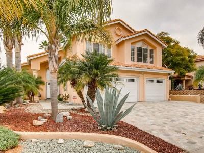 Oceanside Single Family Home For Sale: Via Cibola