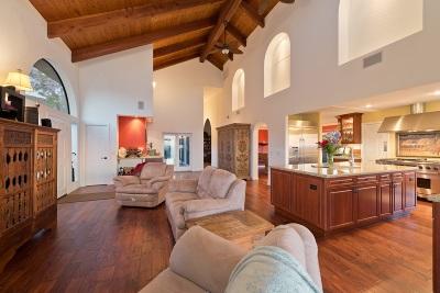 Single Family Home For Sale: 30558 Via Maria Elena