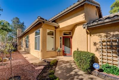 Escondido Single Family Home For Sale: 3683 Camino Marglesa