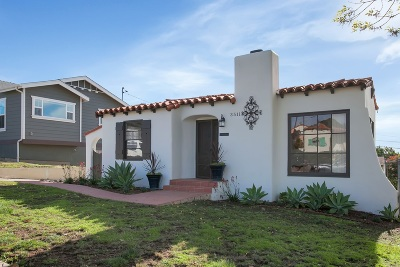 Single Family Home For Sale: 3511 Voltaire St