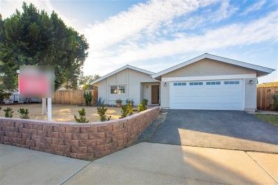 Single Family Home For Sale: 825 La Strada Drive