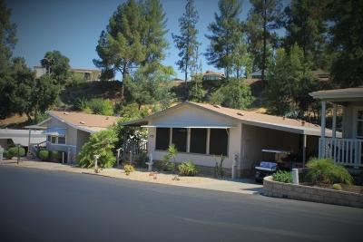Citrus Gardens, Via Verde Estates, Lawrence Welk, Champagne Village, Rancho Escondido Mobile/Manufactured For Sale: 8975 Lawrence Welk #122