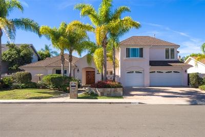 La Jolla Single Family Home For Sale: 5558 Avenida Fiesta