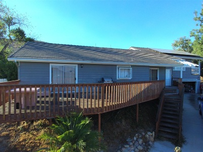 San Diego County Single Family Home For Sale: 16346 Oak Springs Dr