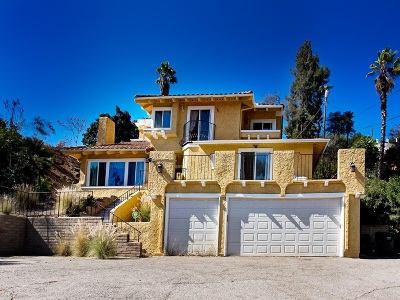 La Mesa Single Family Home For Sale: 9336 Edgewood Drive