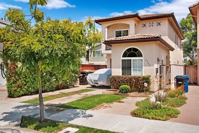 Talmadge, Talmadge/College Area Single Family Home For Sale: 4563 Contour Blvd