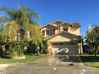 Vista Single Family Home For Sale: 825 Silver Dr.