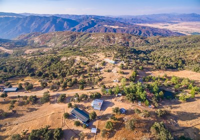 San Diego County Single Family Home For Sale: 28197.5 Angel Mountain Rd.